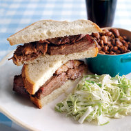 Food & Wine: Robb Walsh's Texas Barbecue Brisket