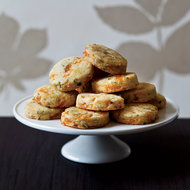 Food & Wine: Apricot-Tarragon Cocktail Cookies