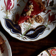 Food & Wine: Cranberry-Glazed Pumpkin Pie
