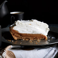 Food & Wine: Salted Caramel Pie