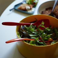 Food & Wine: Thanksgiving Green Salads