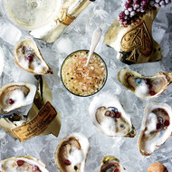 Food & Wine: Oysters Rocafella