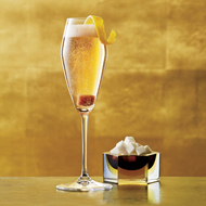 Food & Wine: Thanksgiving Sparkling Wine Cocktails