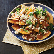 Food & Wine: Chips in Salsa