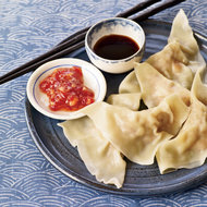 Food & Wine: Shrimp-and-Pork Dumplings with Bamboo Shoots