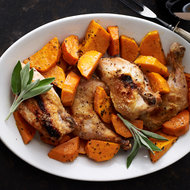 Food & Wine: Fall Chicken Recipes