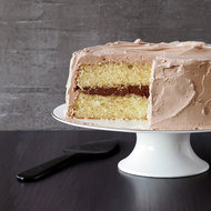 Food & Wine: Brown-Butter Layer Cake
