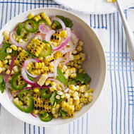 Food & Wine: Corn Salsa