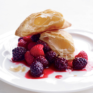 Food & Wine: Berry Desserts