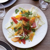 Food & Wine: Fennel-and-Citrus Salad with Mint
