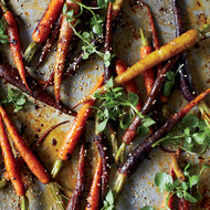 Food & Wine: Chipotle-Roasted Baby Carrots
