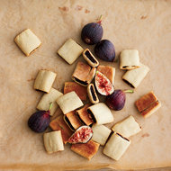 Food & Wine: Fig Bars with Red Wine and Anise Seeds