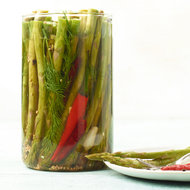 Food & Wine: Asparagus Pickles