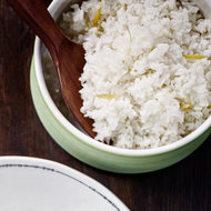 Food & Wine: Ginger Rice