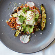 Food & Wine: Mexican-Style Fideos with Chorizo