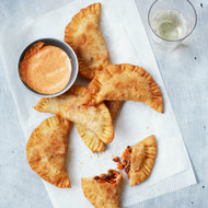 Food & Wine: Octopus Turnovers with Spicy Creole Mayonnaise