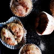 Food & Wine: Apple Snickerdoodle Muffins