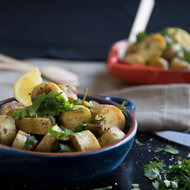 Food & Wine: Fingerling Potato Hash with Mexican Flavors
