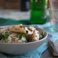 Food & Wine: Potato Salad with Olive Vinaigrette