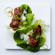 Food & Wine: Korean Garlic and Chile Pork