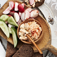 Food & Wine: Paprika Cheese Spread