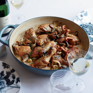 Food & Wine: Coq au Riesling