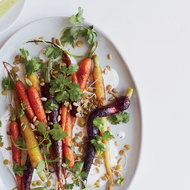 Food & Wine: Roasted Carrots with Caraway and Coriander