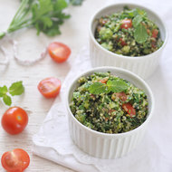 Food & Wine: Quinoa Tabbouleh