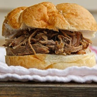 Food & Wine: Apple Cider Pulled Pork