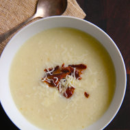 Food & Wine: Bacon Cheddar Potato Soup
