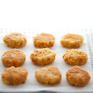Food & Wine: Butternut Squash Risotto Cakes