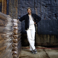 Food & Wine: Inside Kara Walker's Art Exhibit at the Domino Sugar Factory