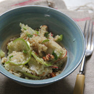 Food & Wine: Apple, Walnut and Quinoa Salad