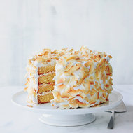 Food & Wine: Four-Layer Coconut Cake