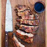 Food & Wine: Cumin-and-Coriander Grilled Lamb Ribs