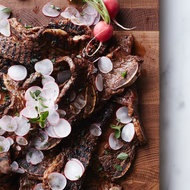 Food & Wine: Grilled Short Ribs with Smoky Blackberry Barbecue Sauce