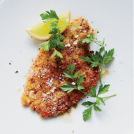Food & Wine: Pan-Fried Flounder with Lemon Butter Sauce