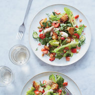 Food & Wine: Roast Chicken Panzanella