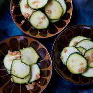 Food & Wine: Quick Soy-Pickled Zucchini