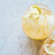 Food & Wine: Citrus, Brandy and Pineapple Punch