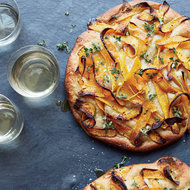 Food & Wine: Focaccia with Roasted Squash
