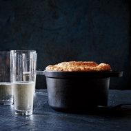 Food & Wine: Cauliflower-and-Gruyère Soufflé