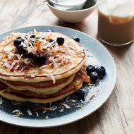 Food & Wine: Coconut Pancakes