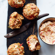 Food & Wine: Pimento Cheese Muffins
