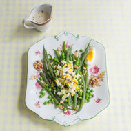 Food & Wine: French Bean Mimosa Salad