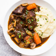 Food & Wine: Beef Bourguignon