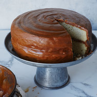 Food & Wine: Caramel Layer Cake