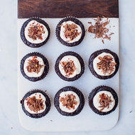 Food & Wine: Gluten-Free Chocolate-Chile Cakes