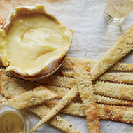 Food & Wine: Camembert Baked in the Box