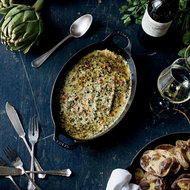 Food & Wine: Sole Fillets with Herbed Wine Sauce